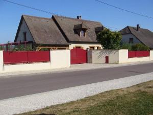 Portail, GM Fermetures, menuisier à Villenauxe, Aube, 10