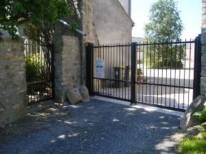 Portail, GM Fermetures, menuisier à Fère Champenoise, Marne, 51