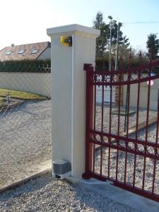 La motorisation portail, GM Fermetures à Romilly sur Seine dans l'Aube, 10